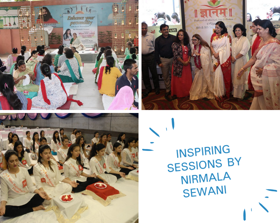 INSPIRING SESSIONS by Nirmala Sewani